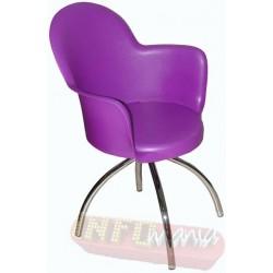 Cadeira Boston raio púrpura