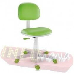 Cadeira Verde Limão giratória Kids
