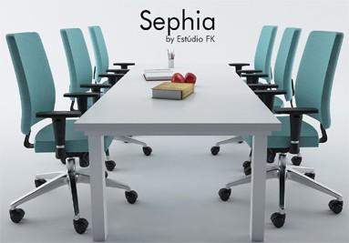Cadeiras Frisokar Shephia